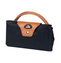 Nákupní skládací taška Dielle BS-3-01 černá E-batoh