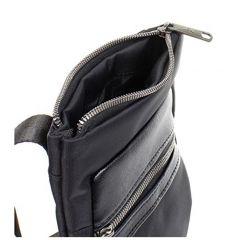 Taška přes rameno Dielle Gamma 7830D-01 černá E-batoh