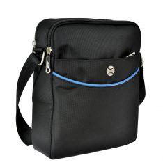 Taška přes rameno Dielle Omega Tablet 7751-05 černá