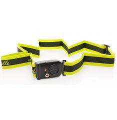 Bezpečnostní popruh se zámkem Dielle AV-05-31 zelená E-batoh