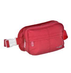 Ledvinka Dielle Lybra 374-02 červená E-batoh