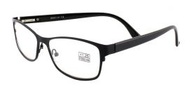 Dioptrické brýle BM901/ +1,75 BLACK s pérováním