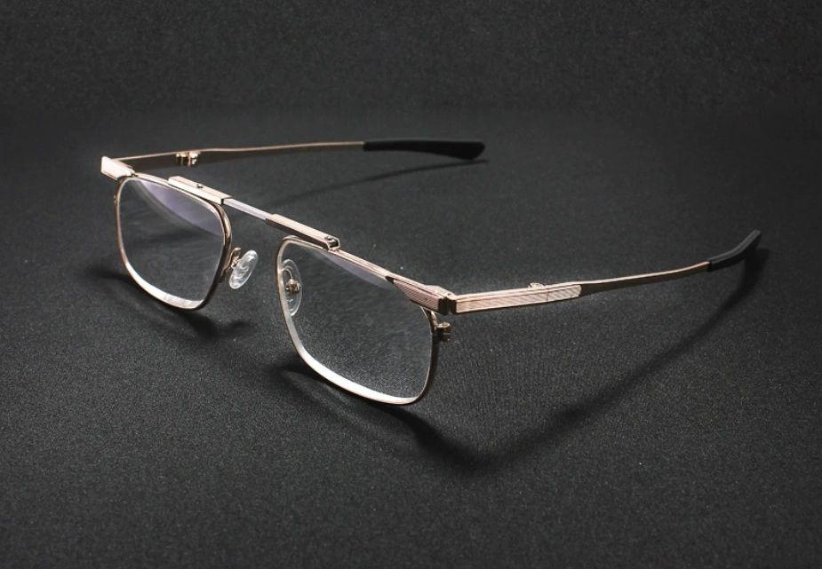 SKLÁDACÍ dioptrické brýle SLIM R827 +3,00 v pouzdru