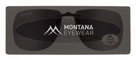 Polarizační KLIP NA BRÝLE C6B brown lenses + pouzdro MONTANA EYEWEAR E-batoh