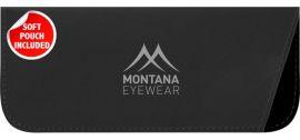Polarizační brýle MONTANA MP84A smoke lenses (Flat lenses) Cat.3 + pouzdro MONTANA EYEWEAR E-batoh