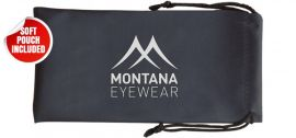 Polarizační brýle MONTANA MP49C brown lenses Cat.3 + pouzdro MONTANA EYEWEAR E-batoh