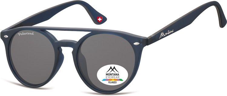 Polarizační brýle MONTANA MP49F smoke lenses Cat.3 + pouzdro
