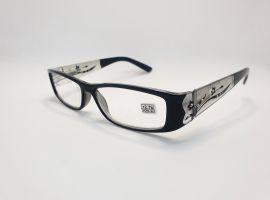 Dioptrické brýle 8890 /+2,75 černé