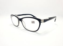 Dioptrické brýle 9537 /+2,25 černé
