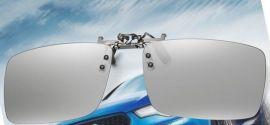 Polarizační KLIP samozabarvovací se šedou čočkou L E-batoh