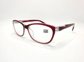 Dioptrické brýle 9537 /+1,25 vínová