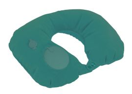 Travelite Inflatable neck pillow Petrol
