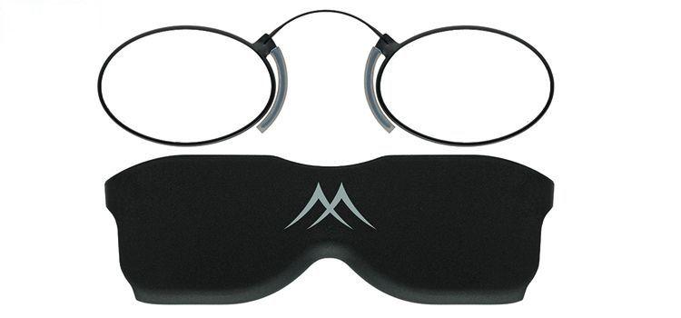 Nosní dioptrické brýle na čtení NR2 +1,00 cvikr