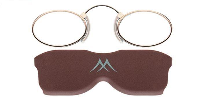 Nosní dioptrické brýle na čtení NR2A +2,00 cvikr