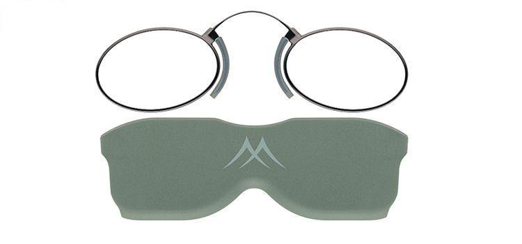 MONTANA EYEWEAR Nosní dioptrické brýle na čtení NR2B +2,50 cvikr
