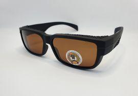 Rybářské polarizační brýle SGLP02.181 hnědé