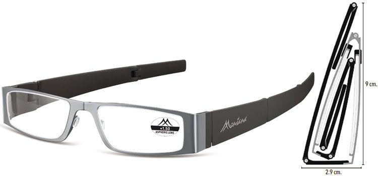 MONTANA EYEWEAR SKLÁDACÍ dioptrické brýle MR26A +3,00