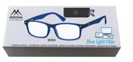 Brýle na počítač BLF BOX 83C BLUE +3.00