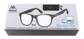 Brýle na počítač BLF BOX 67 BLACK +1,00