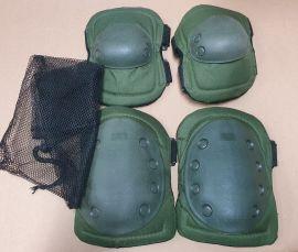 Chrániče kolen a loktů green E-batoh