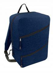 Příruční zavazadlo - batoh pro RYANAIR 40x25x20 BLUE-BLACK