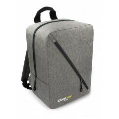 Příruční zavazadlo - batoh pro RYANAIR 40x25x20 GREY-BLACK