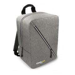 Příruční zavazadlo - batoh pro RYANAIR 40x25x20 GREY-SILVER