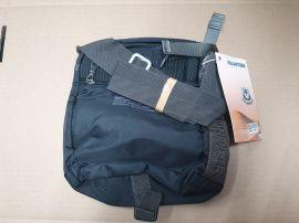 Taška přes rameno VOLUNTEER černá VA-1490-16 E-batoh