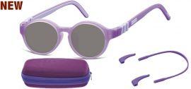 Dětské  sluneční brýle (6-8let) flexibilní SK7 obroučky+ příslušenství + pouzdro