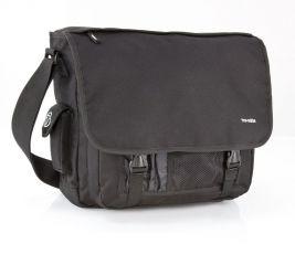 Travelite Basics Messenger Bag Black