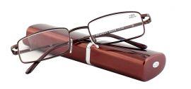 Dioptrické brýle v pouzdru Respect 008/ +1,25 VINE