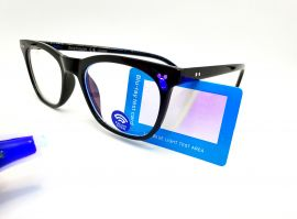 Brýle na počítač BOX LG0804+tester proti modrému světlu