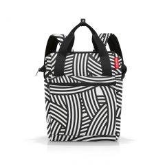 Praktický batoh Reisenthel Allrounder R Zebra