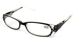 Dioptrické brýle 0039/ +6,00 černé
