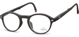 SKLÁDACÍ dioptrické brýle BOX66 BLACK+3,00 MONTANA EYEWEAR E-batoh