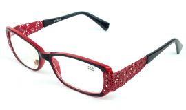 Dioptrické brýle Verse 1710S-C52/ +6,00 RED