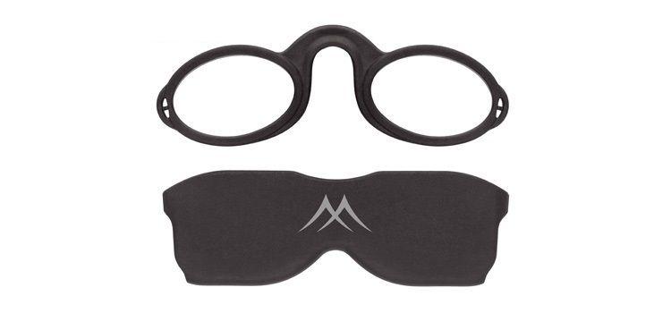 MONTANA EYEWEAR Nosní dioptrické brýle na čtení NR1 +3,50 cvikr