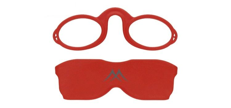 Cvikr - nosní dioptrické brýle na čtení NR1A +1,50