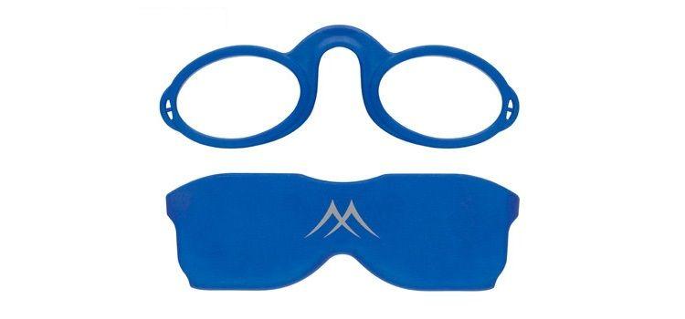MONTANA EYEWEAR Cvikr - nosní dioptrické brýle na čtení NR1B +2,50