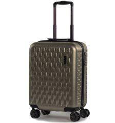 Kabinové zavazadlo ROCK TR-0192/3-S ABS/PC - zlatá