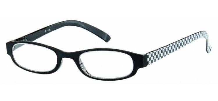 MONTANA EYEWEAR Dioptrické brýle R12B BLACK+3,50