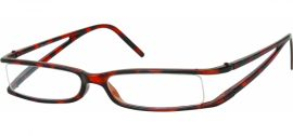 Dioptrické brýle R13A Brown +2,00