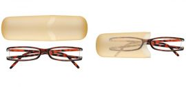 Dioptrické brýle R13A Brown +3,00 MONTANA EYEWEAR E-batoh