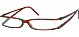 Dioptrické brýle R13A Brown +3,50