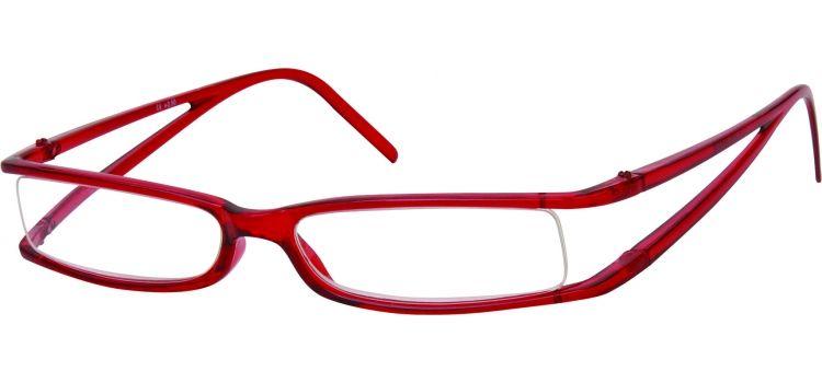 Dioptrické brýle R13R Red +3,50 MONTANA EYEWEAR E-batoh