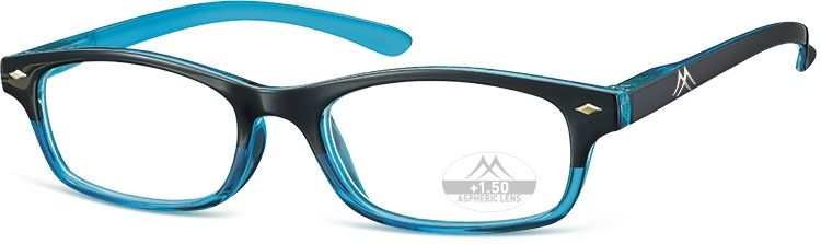 MONTANA EYEWEAR Dioptrické brýle R20B Blue/ +3,50