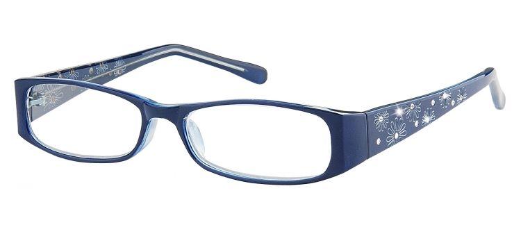 MONTANA EYEWEAR Dioptrické brýle RD3C Blue/ +2,00