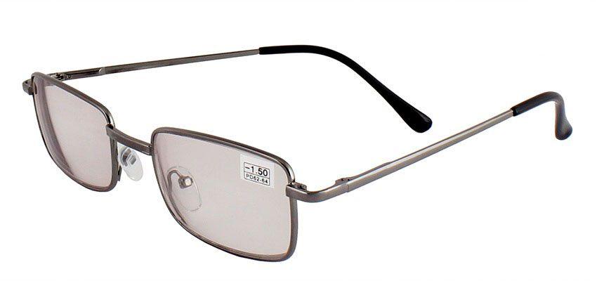 Samozabarvovací dioptrické brýle Fabrika 1001 SKLO +4,00