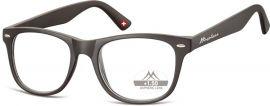 Dioptrické brýle MR67 BLACK+2,00
