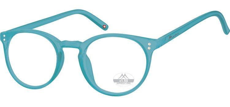 MONTANA EYEWEAR Dioptrické brýle HMR55E BLUE/ +2,00